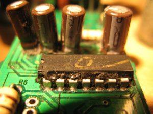 Bajaj Boxer, контроллер CDI PIC16F616