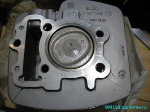 Bajaj Boxer 150, цилиндр в сборе 36PF0002