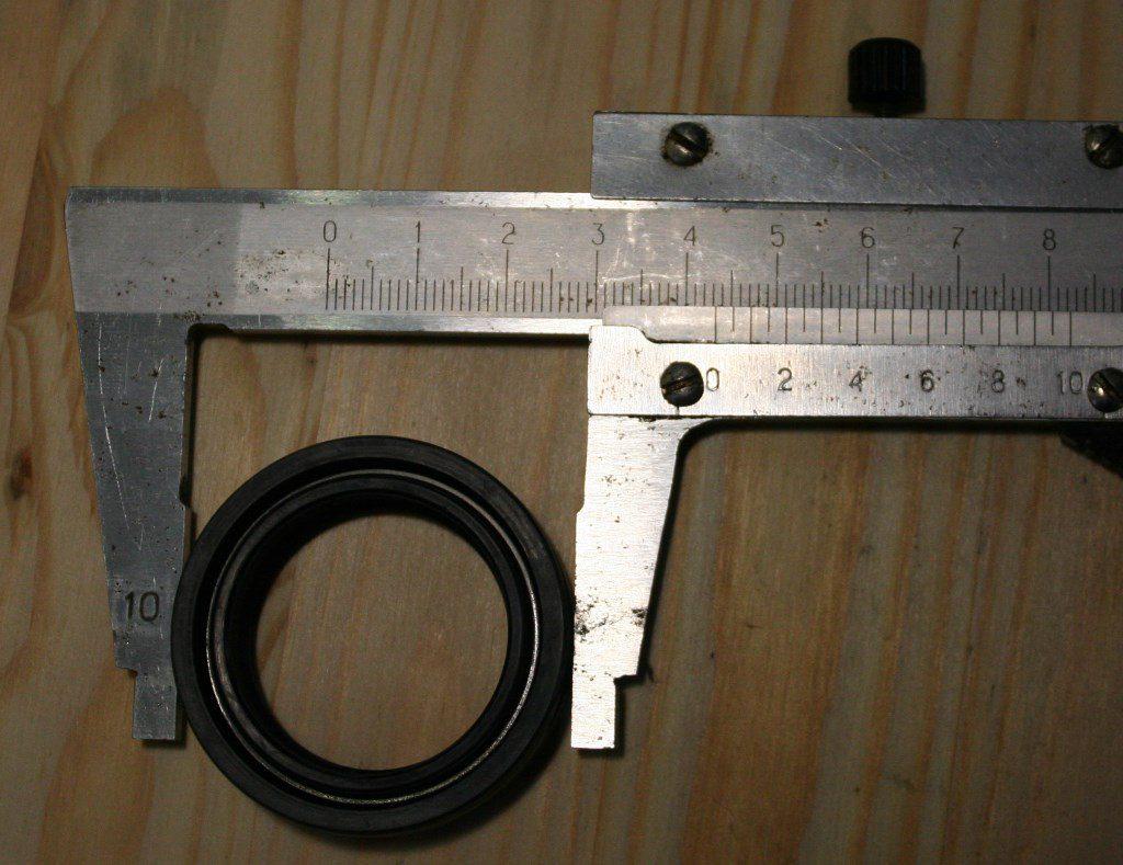 DJ181087 Наружный диаметр 43,2 мм