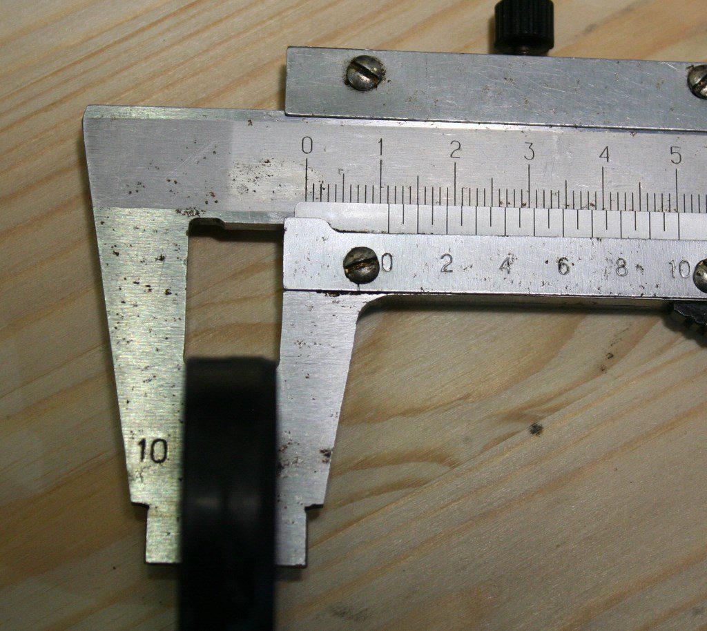 DJ181087 Высота 11 мм