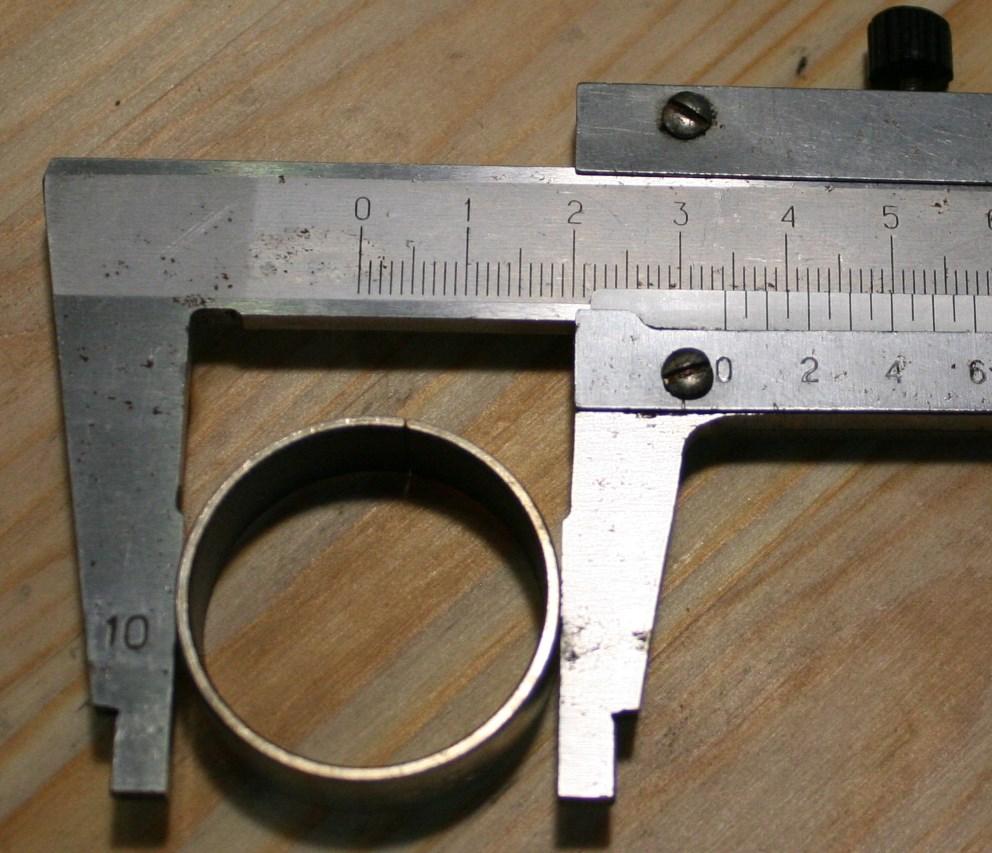 DS181070   Направляющая, наружный диаметр 34 мм (+)