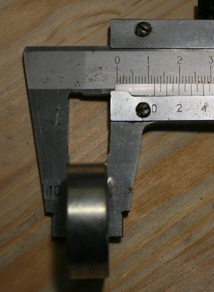 DS181070   Направляющая, высота  12 мм