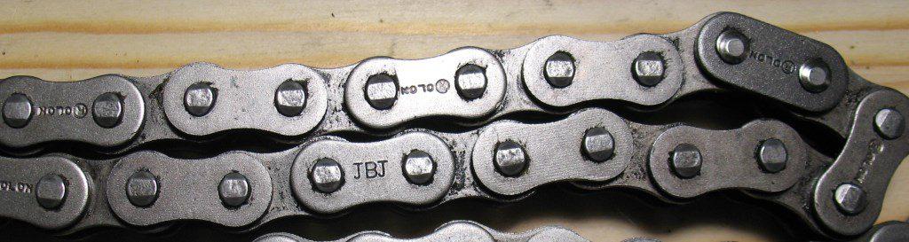 JV141004 Chain 122 Link