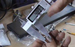 Посадочная резьба топливного жиклера ГДС M5