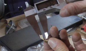 Длина резьбовой части топливного жиклера ГДС 5,32 мм